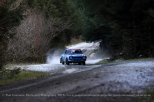 Red Kite Stages - Crychan Forest - February 2015